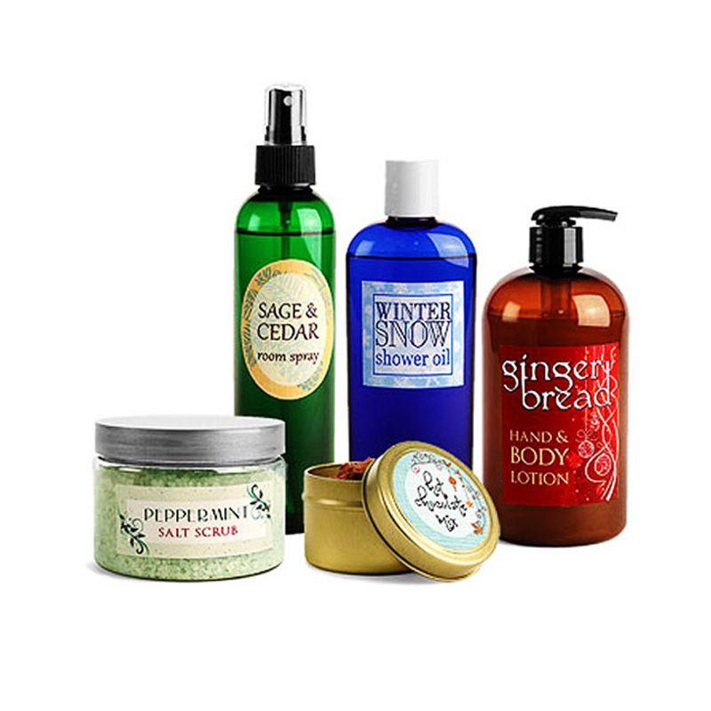 Bath & Beauty Labels