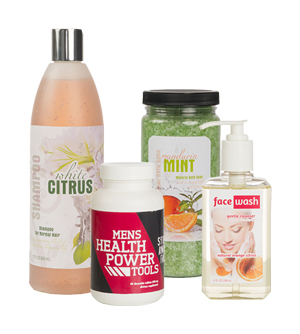 Health & Beauty Labels