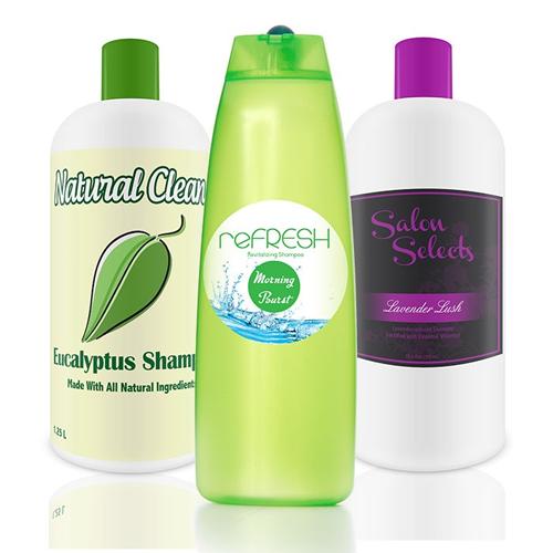 Hair Serum Labels