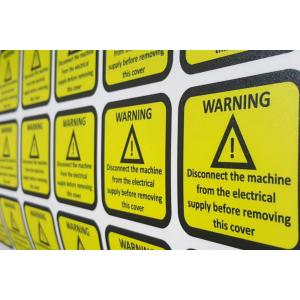 Durable Laminated Labels