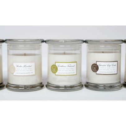 Custom Candle Labels