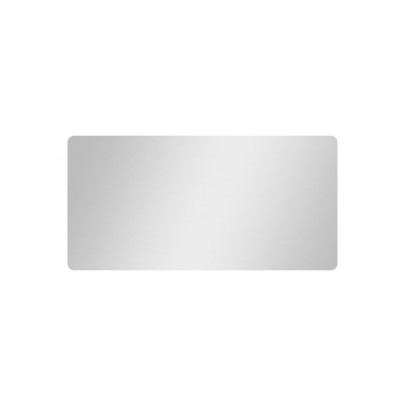 Rectangle Silver Labels