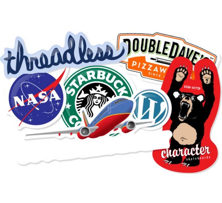 Die Cut Product Labels