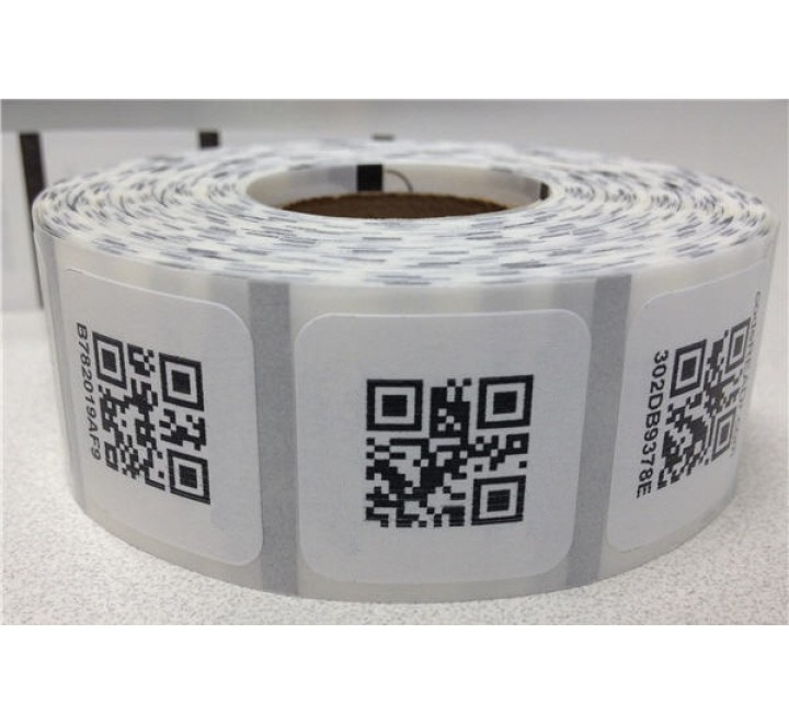 Die cut Roll Labels