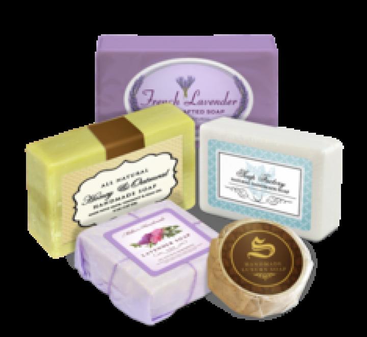 Die Cut Soap Labels