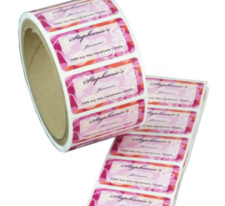 Rectangle Roll Labels