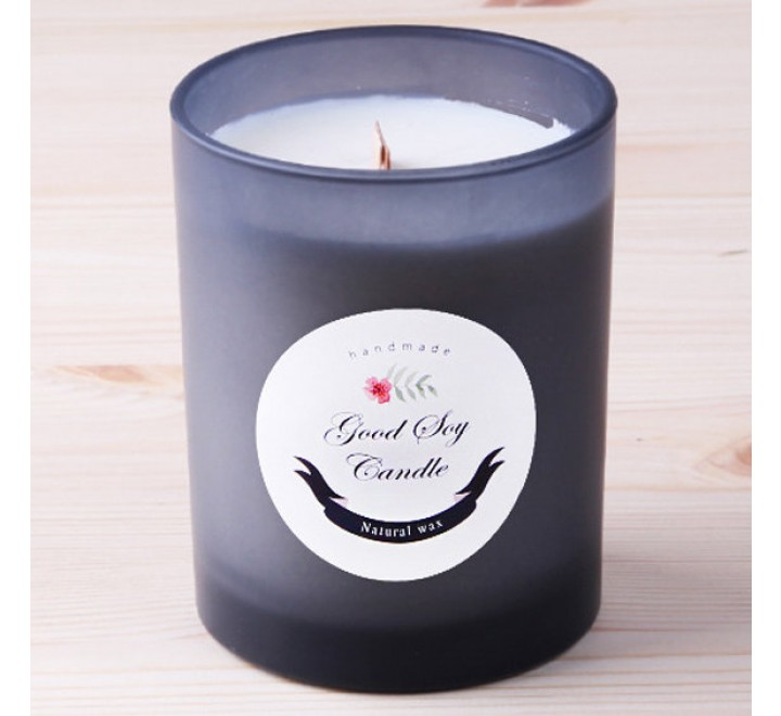 Round Candle Labels