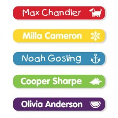 Custom Name Labels Printable