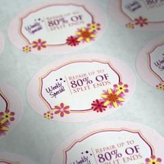 Custom Premium Paper Labels