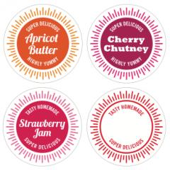 Custom Jar Labels