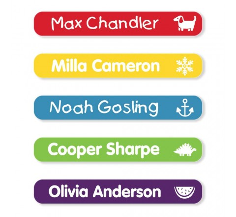 Custom Name Labels Printable