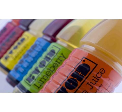 Custom Shrink Sleeve Labels