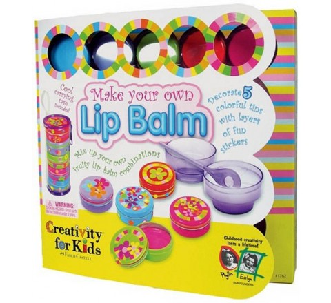 Die Cut Lip Balm Labels