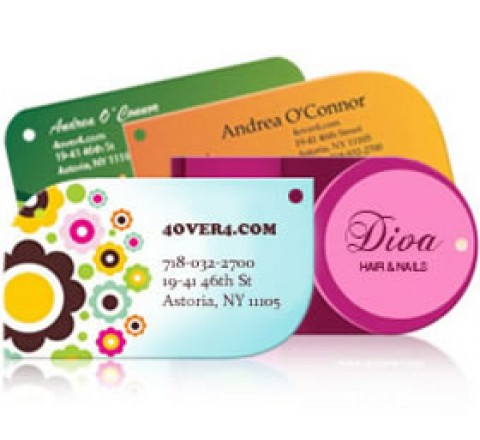 Die Cut Shrink Sleeve Labels