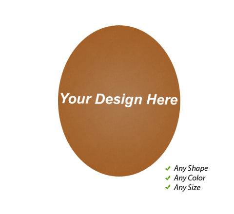 Oval Home & Garden Labels