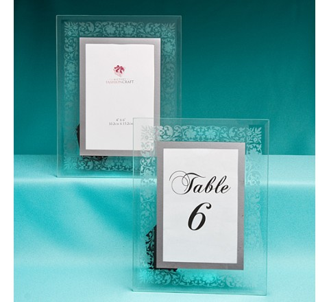 Rectangle Frosted/Etched Labels