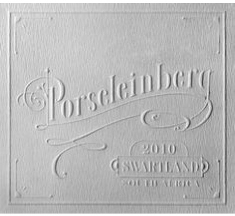 Square Letterpress Printed Labels