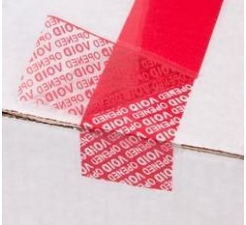 Square Tamper Evident Security Labels